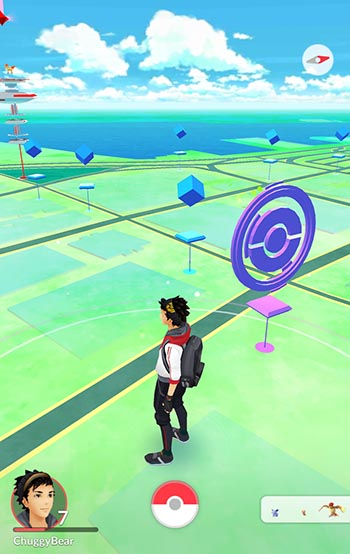 Get Pokemon Go customers with Pokestops