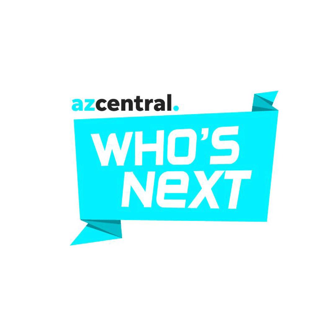 AZ Central Who's Next award winner